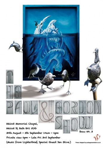 Paul and Gordon Show 2010